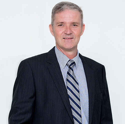 Greg Pringle, Chief Operating Officer